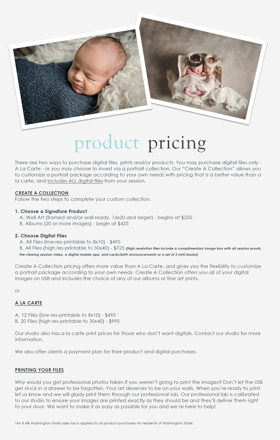 Product Pricing_2017_revised2