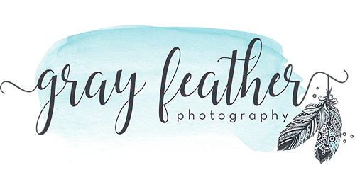 Gray Feather Photography logo